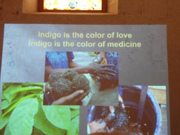 color del amor