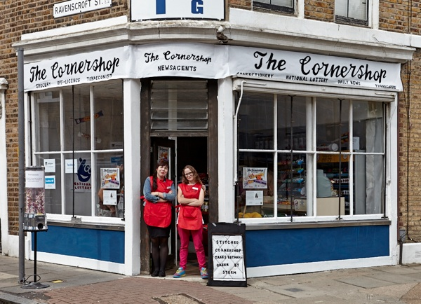 Lucy Sparrow The Cornershop